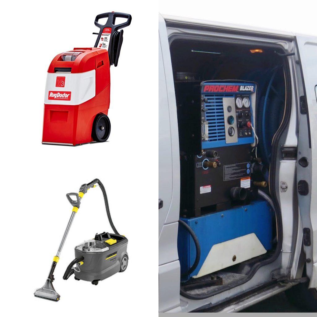 Portable Carpet Cleaner vs truckmount Carpet Cleaner